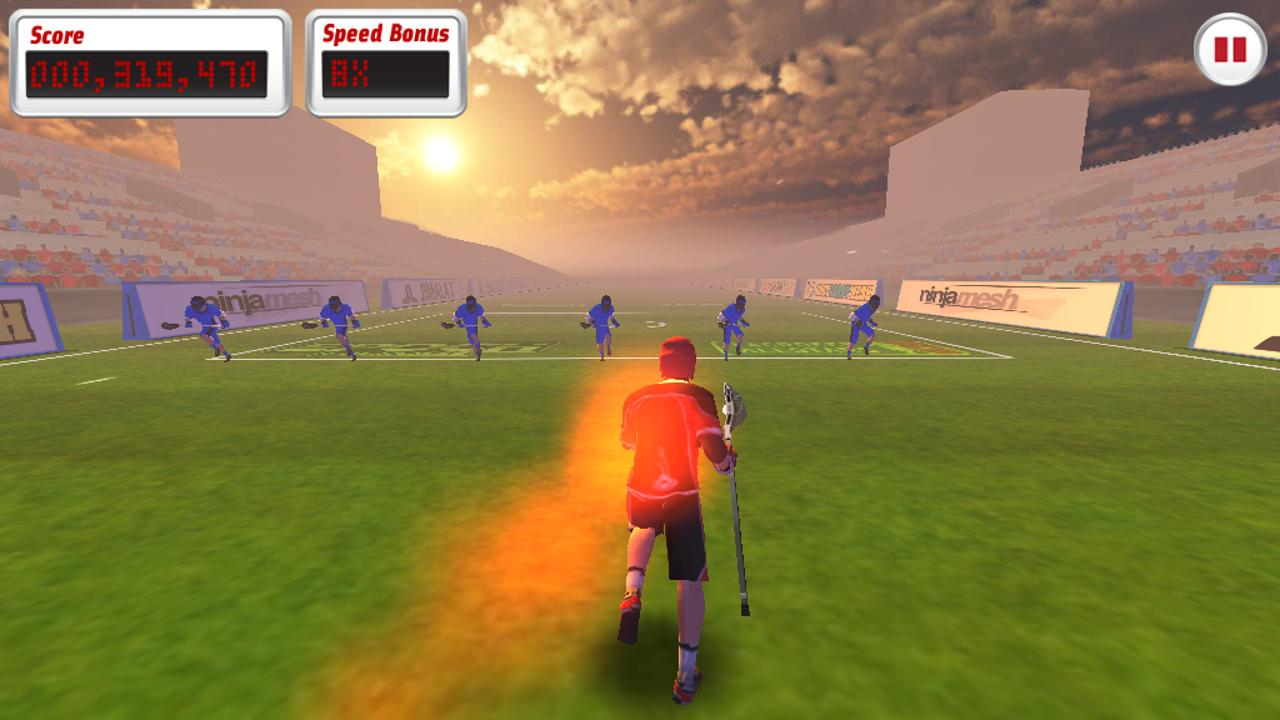 Lacrosse Dodge - screenshot