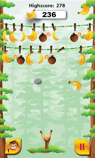 Go Bananas Pro - Monkey Game