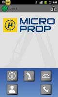 Screenshot of Microprop DC2