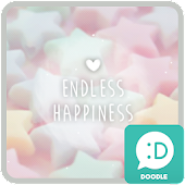 endless happiness 카카오톡 테마