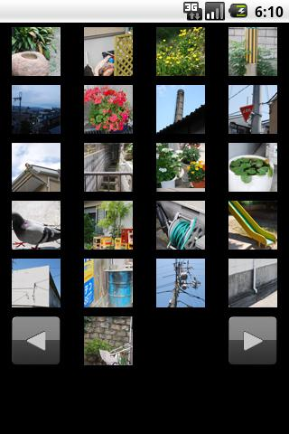 Moai Image Viewer- screenshot