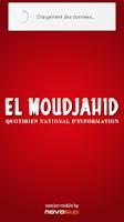 Screenshot of EL MOUDJAHID