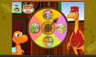 Screenshot of Dinosaur Train Math - PBS KIDS