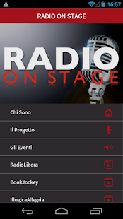RADIO ON STAGE - screenshot thumbnail