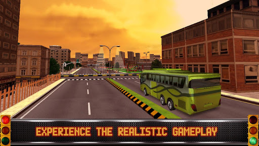 Bus Simulator City Driving 3D