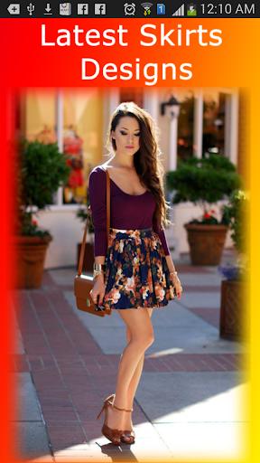 Latest Skirts Designs
