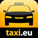 taxi.eu,  Berlin, … logo