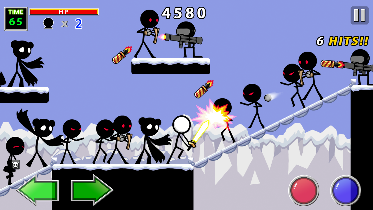 STICK KNIGHT- screenshot