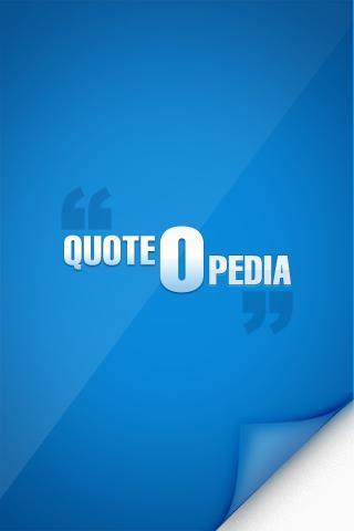 Quote-O-pedia