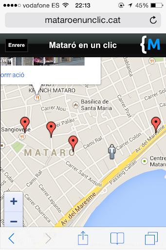 玩購物App|Mataró en un clic免費|APP試玩