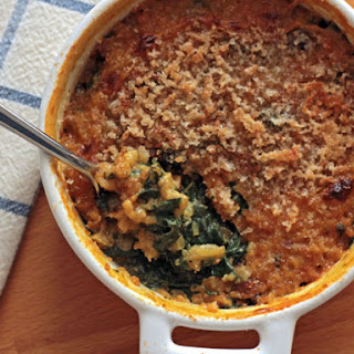 Alice Waters' Swiss Chard Gratin.