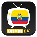 OHVui TV Ecuador icon