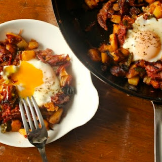 Serious Eats' Corned Beef Hash