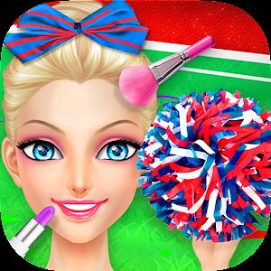 Cheerleader Girls Football Fan for PC and MAC