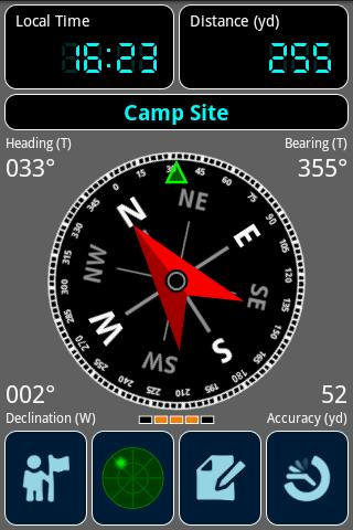 GPS Test Plus- screenshot