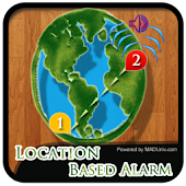 Location Based Alarm