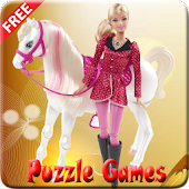 Barbie Puzzle Games Free