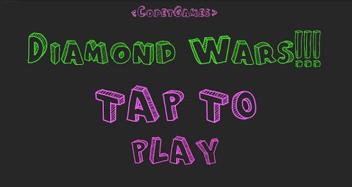【免費街機App】Diamond Wars-APP點子