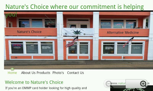 Nature's Choice 420