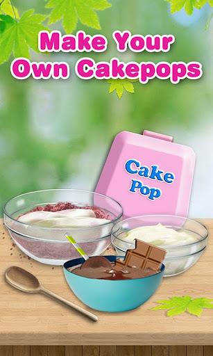 Cake Pop Cooking