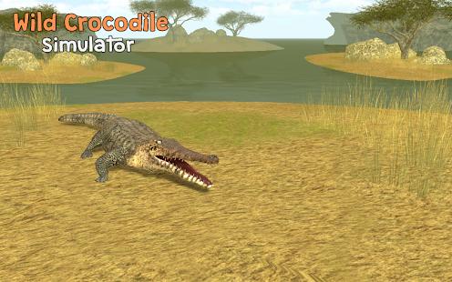 Wild-Crocodile-Simulator-3D