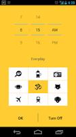 Screenshot of Warmly — An alarm clock