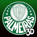 Palmeiras Livewallpaper 3D icon