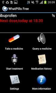 NFC Talking Pill Reminder - screenshot thumbnail