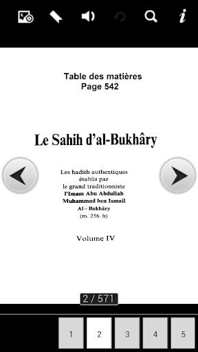 Tome 4 Ar-Fr Sahih Al-Boukhari