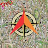 Compass + Google Maps