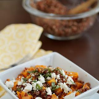 Sweet Potato and Quinoa Salad.