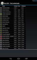 Screenshot of Next SKM - Twój rozkład jazdy
