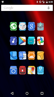 Strip UI - Icon Pack - screenshot