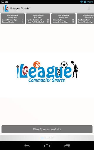 iLeague Sports