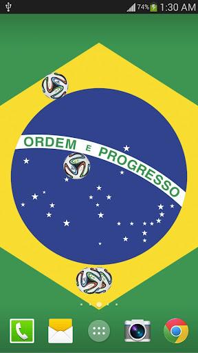 2014 巴西足球世界杯動態桌布 FREE