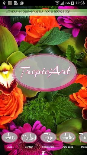 Tropic Art Fleur
