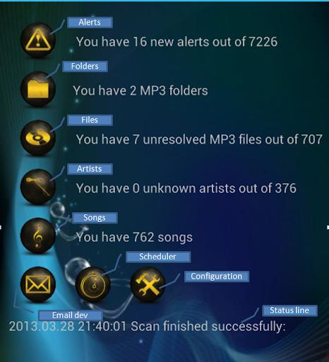Music Notifier limited