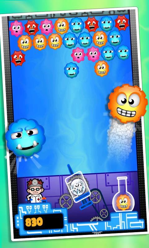 Doctor Bubble - screenshot