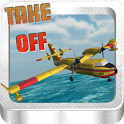Free Flight Simulator Takeoff icon