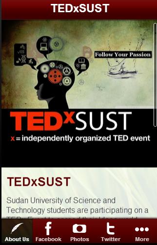 TEDxSUST