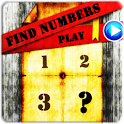 Find Numbers icon