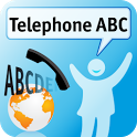 Telephone Alphabet icon