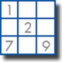 Count To Nine Sudoku icon