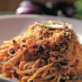 Zakary Pelaccio's Pasta Con Sarde