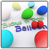 Blow n Pop Balloon