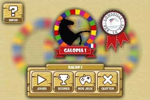 Galopia - Galop 3