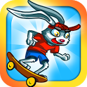 Skater Rabbit icon