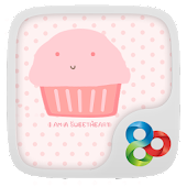 Sweetheart GO Launcher Theme