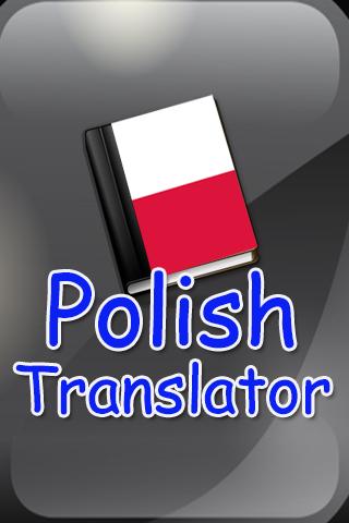 Polish Translatior
