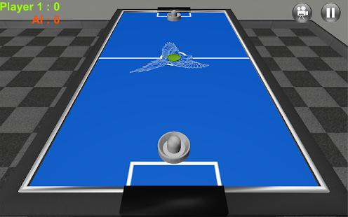 Air Hockey 3D Real Free - screenshot thumbnail